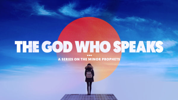 The God Who Speaks (Week 3) Image