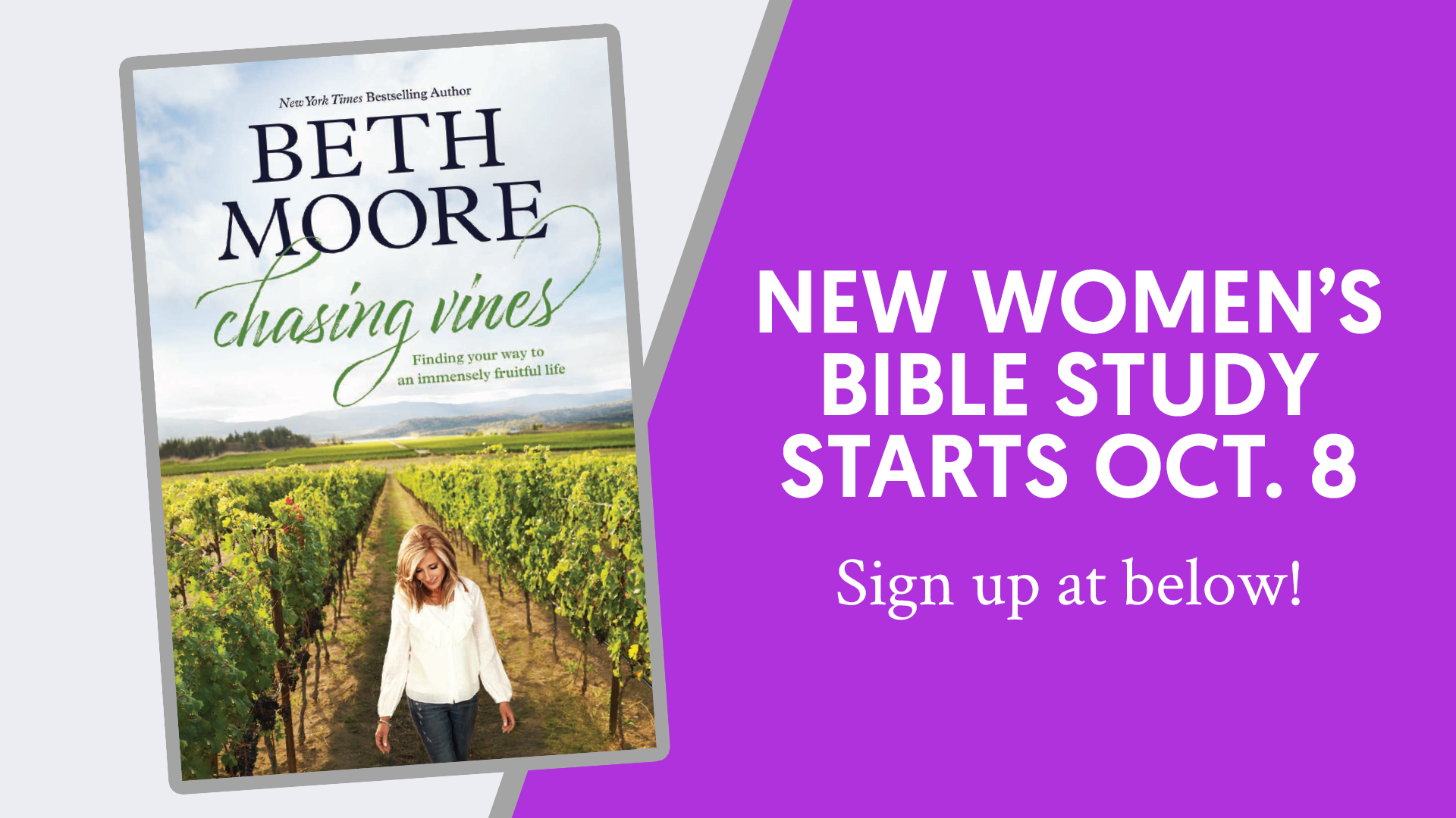 Beth Moore Women's Bible Study Info Bethany Church